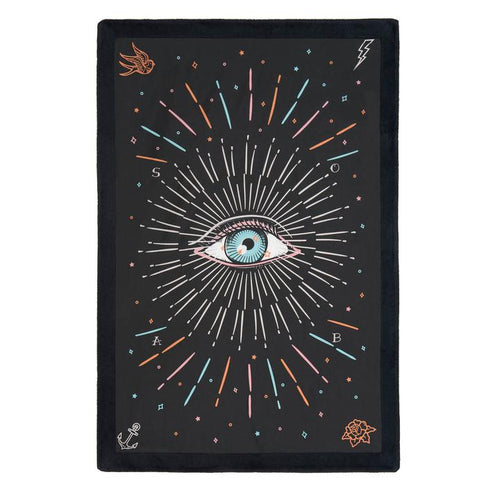 Mystic Eye Signature Beach Towel