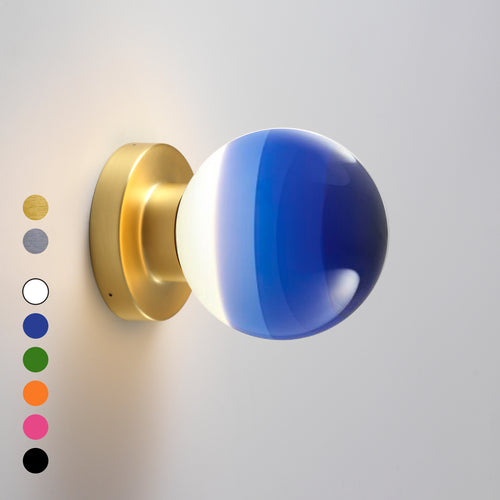 Dipping Vertical Wall Light