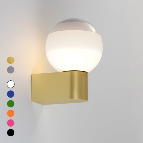 Dipping Horizontal Wall Light