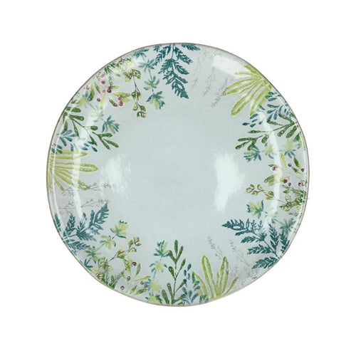 Mon Jardin Earthenware Dinner Plate