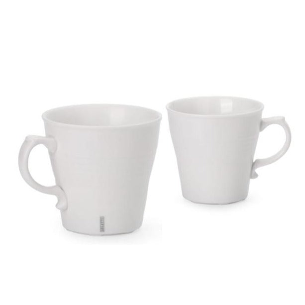 Seletti Set Of Two Porcelain Mugs