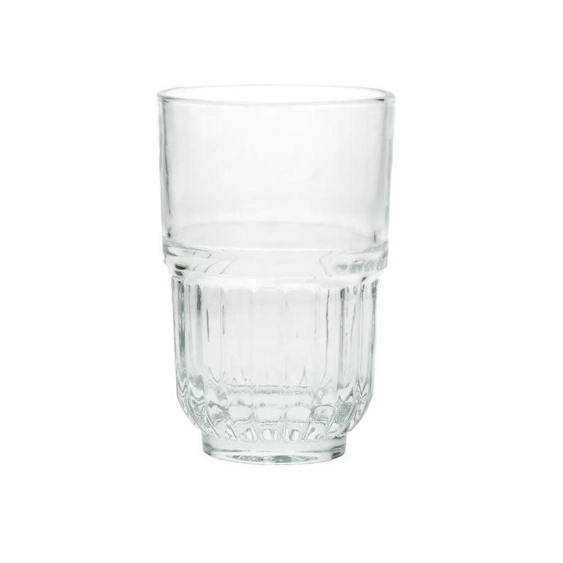 Panama High Ball Glass - Clear