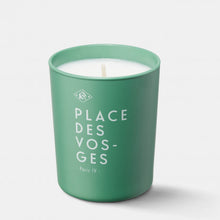 Load image into Gallery viewer, Fragranced Candle Place des Vosges - Rose & Geranium by Kerzon Paris