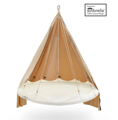 Deluxe 'Poolside' TiiPii Bed+Poncho (Large)