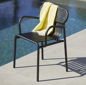 Week-End Garden Chair With Armrests