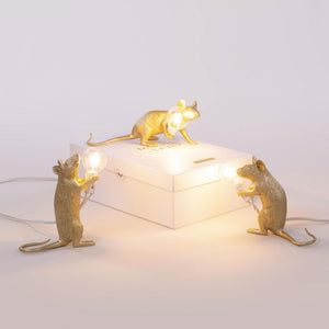 LED Clear Bulb for Seletti Mouse Lamp
