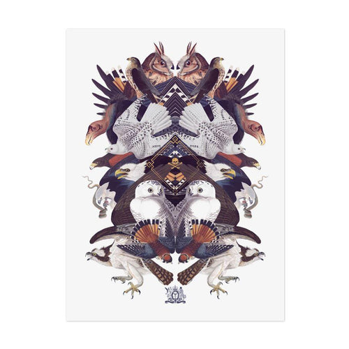 Savage Birds Limited Edition Print