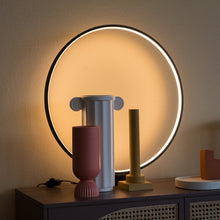 Load image into Gallery viewer, Luminous Circle Table Lamp