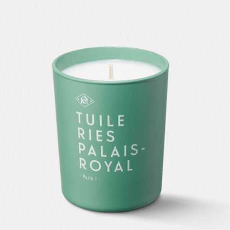 Fragranced Candle Tuileries Palais Royal - Hyacinth & Bouqouet by Kerzon Paris