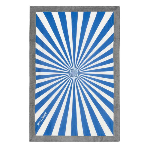 Le Grand Bleu Signature Beach Towel