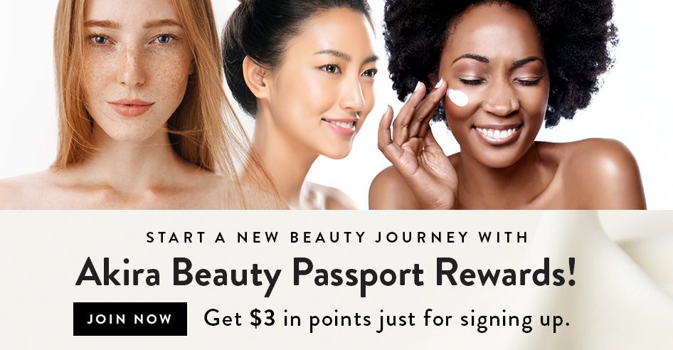 Akira Beauty Passport Rewards