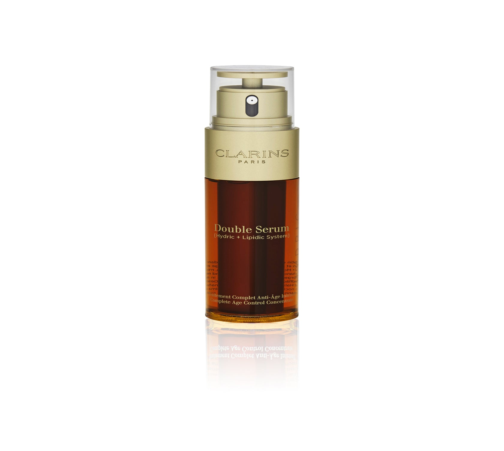 Double Serum [Hydric+Lipidic System] Complete Age Control Concentrate