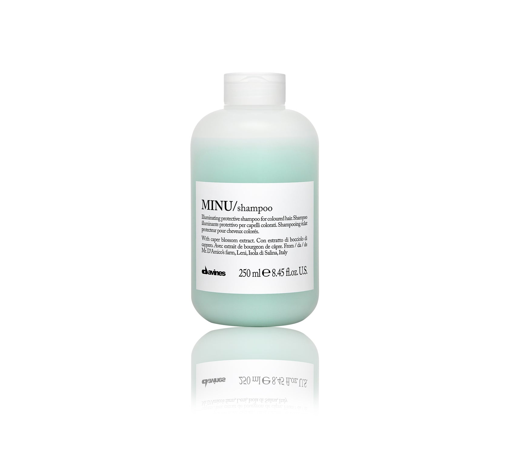 MINU Shampoo (For Colored Hair)