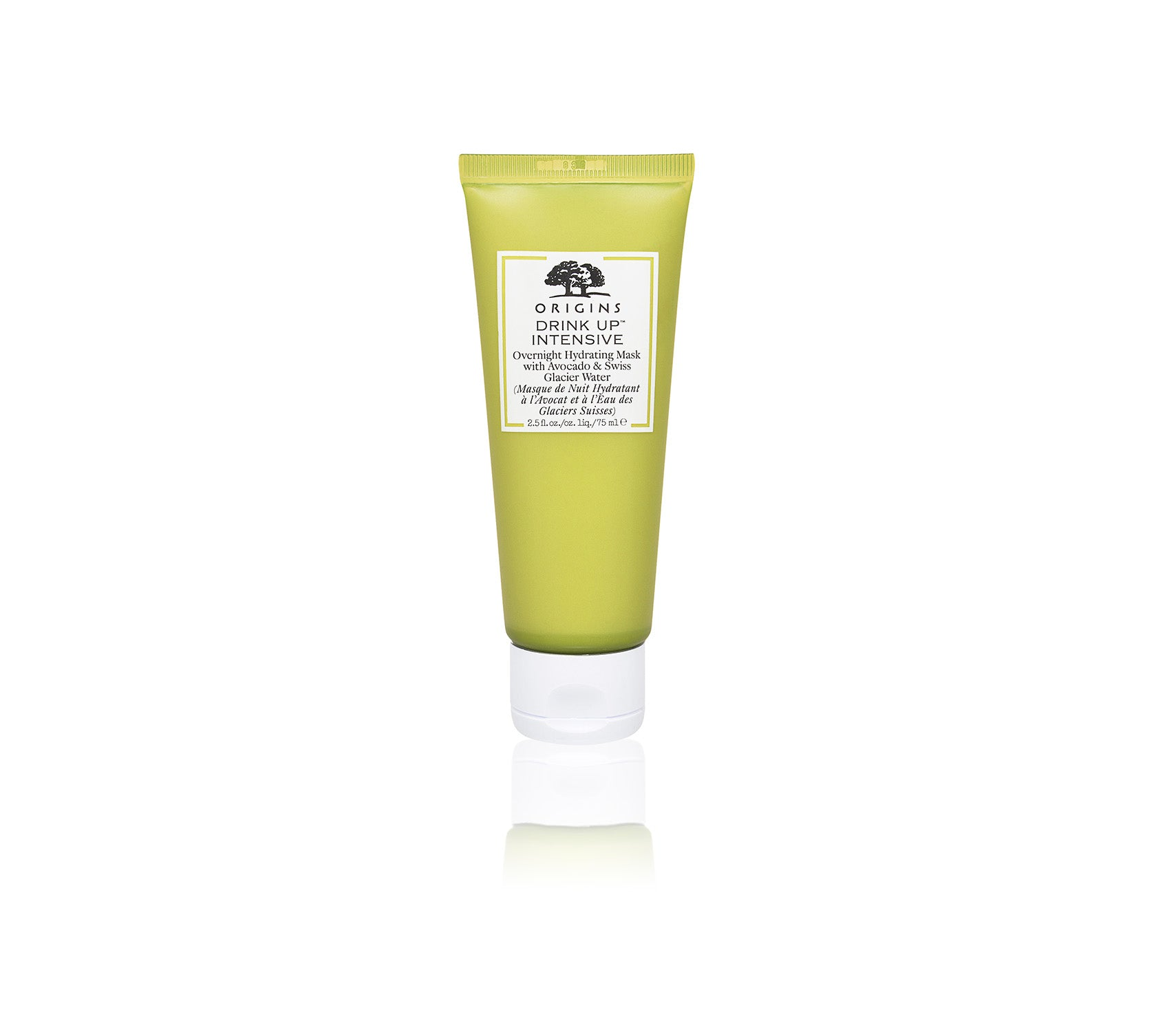 Drink Up Intensive Overnight Hydrating Mask With Avocado & Swiss Glacier Water