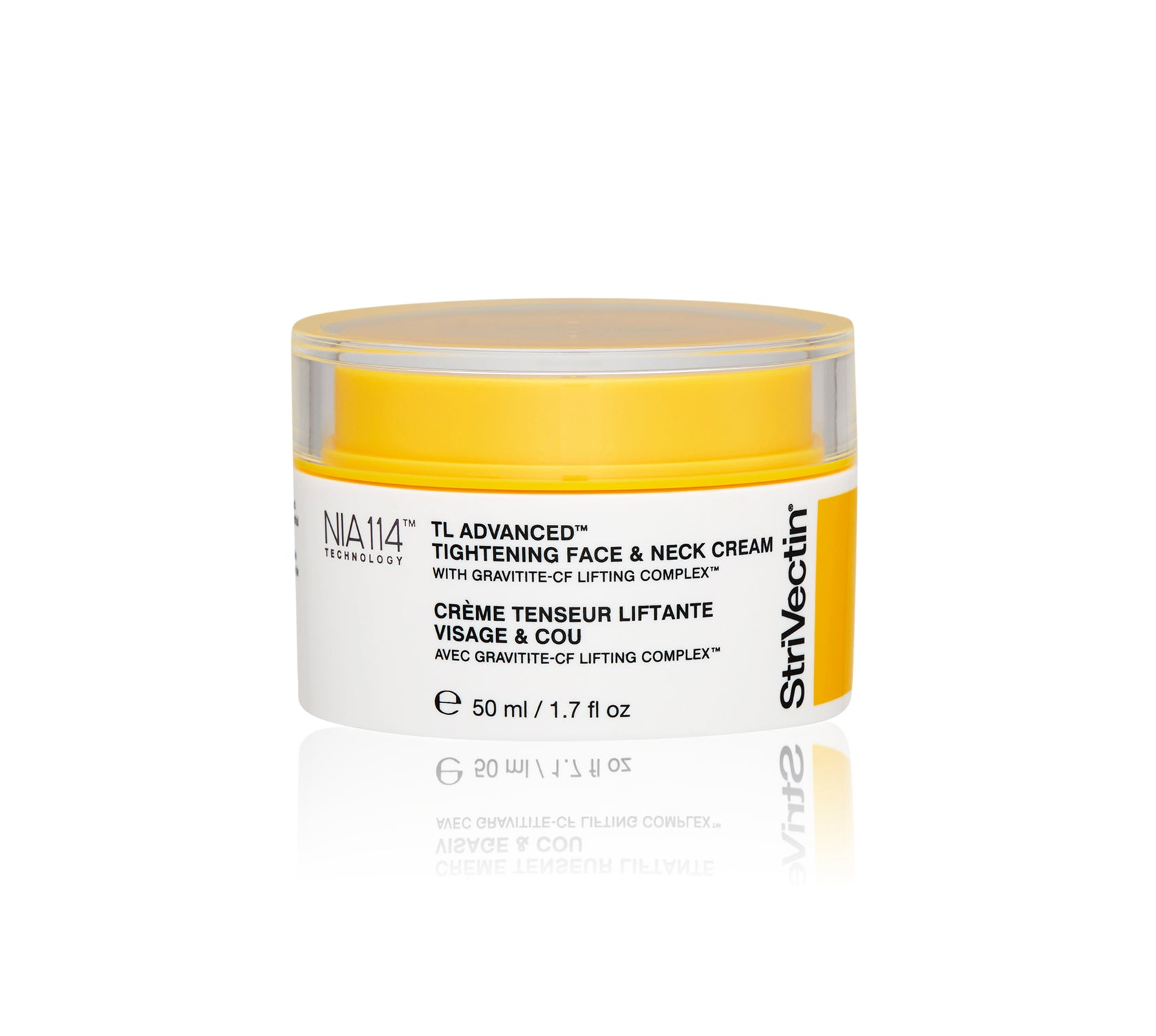 Nia114 Technology TL Advanced Tightening Face & Neck Cream