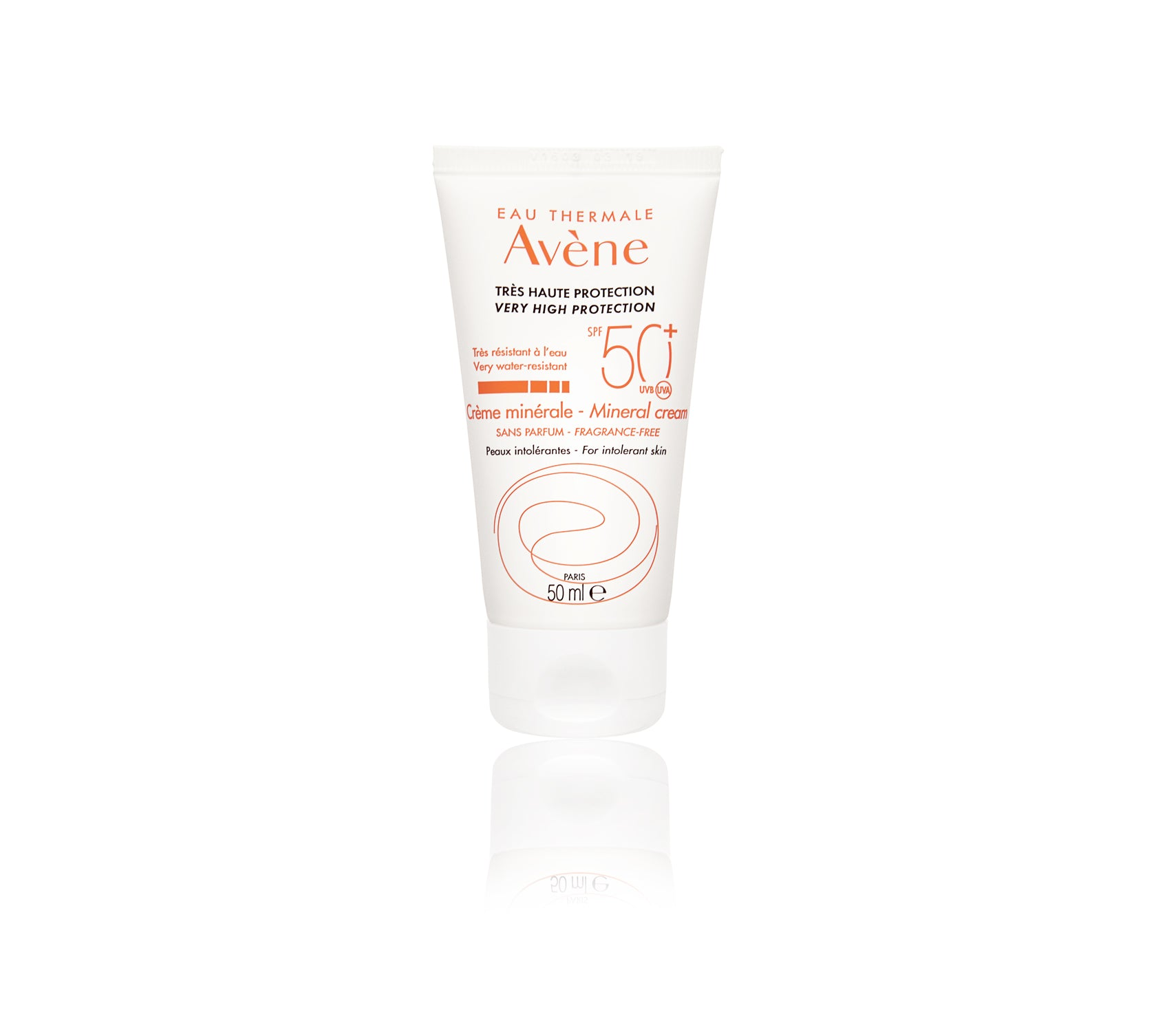 Very High Protection Mineral Cream SPF50+