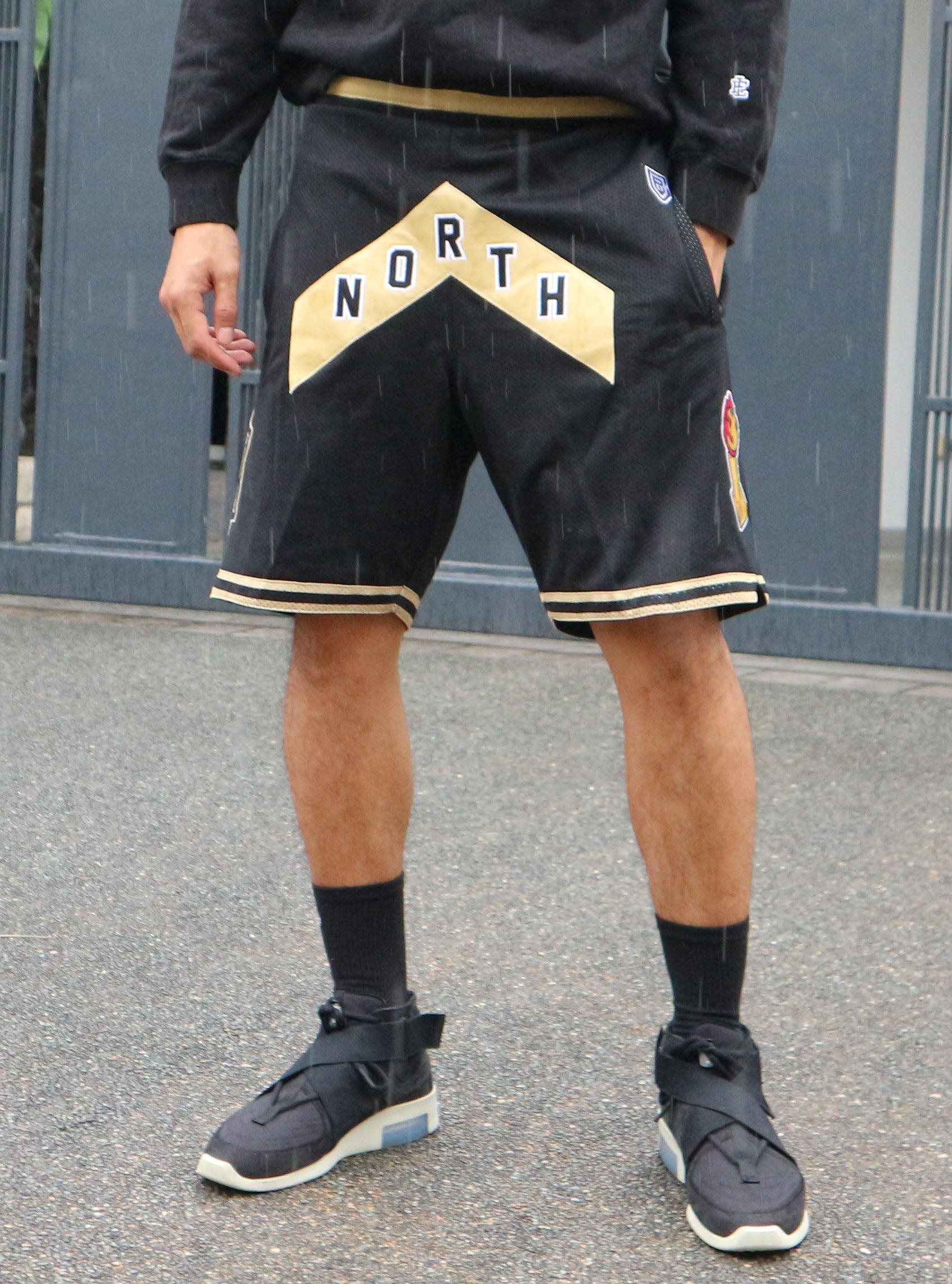 """We The North"" Raptors Championship Shorts"