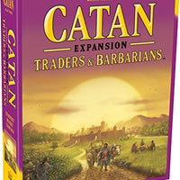 Catan: Traders and Barbarians (Expansion)