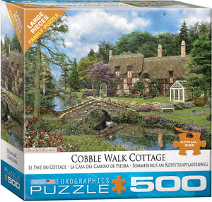 Cobble Walk Cottage Puzzle