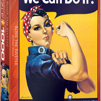 Rosie the Riveter Puzzle