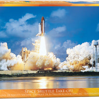 Space Shuttle Take Off Puzzle