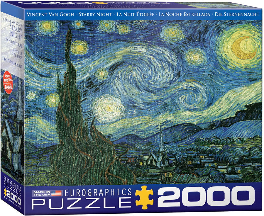 Starry Night Puzzle