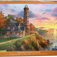 The Old Lighthouse Puzzle