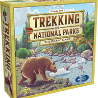 Trekking the National Parks: First Edition