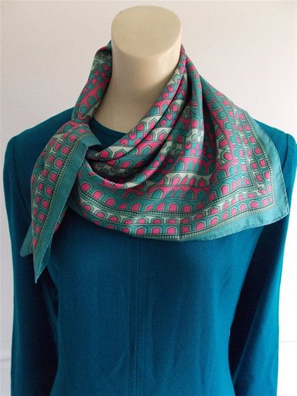 Casual Spring Daily Scarves & Shawls