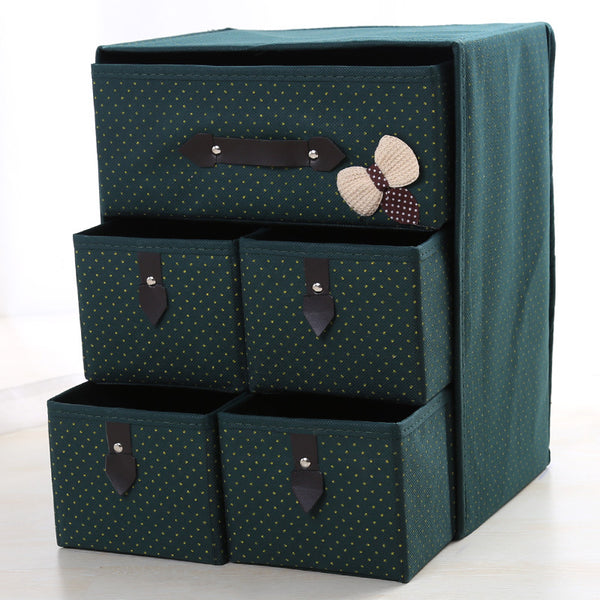 Foldable Space Clothes Storage Organizers