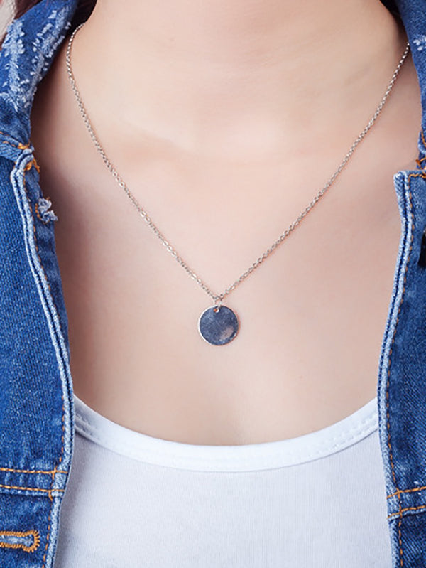 Hippie Style Alloy Necklaces