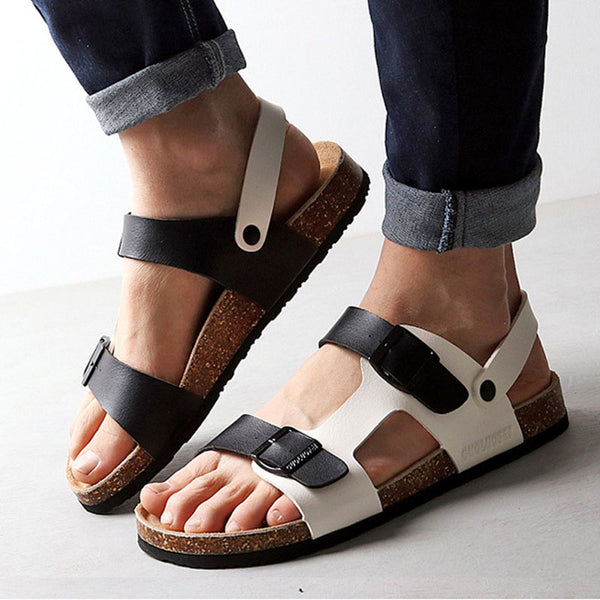 Women Fashion Casual Cork  Sandal Shoes