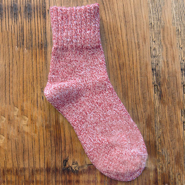 Solid Sheath Casual Women Socks
