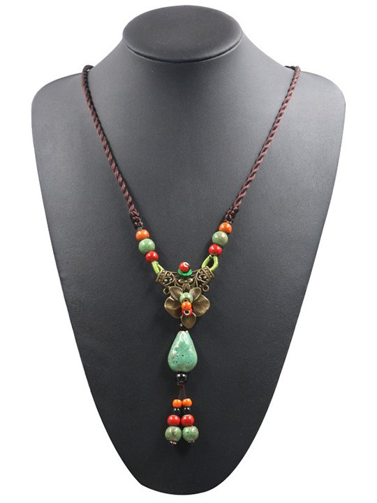 Women Casual Tribal Necklace