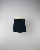 Performance Side Slit Skort Navy