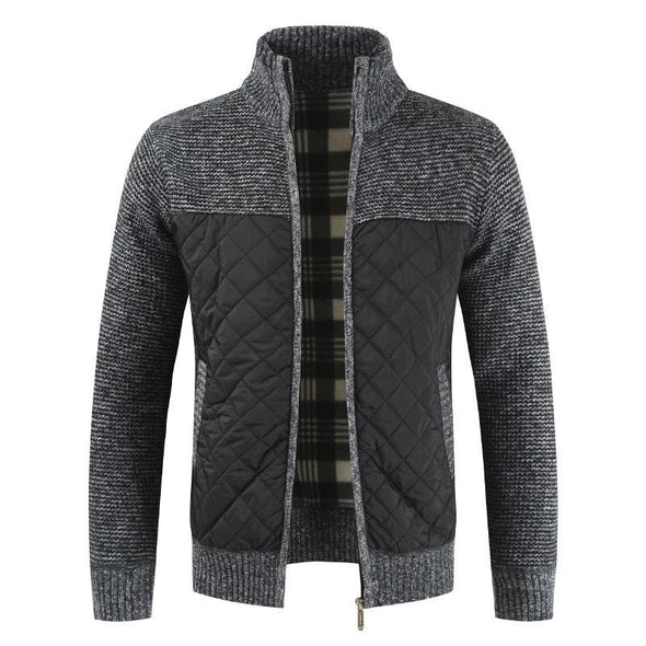 Yorisotta Wool Sweater Jacket