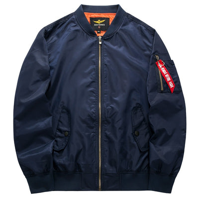 Kimu Men's Bomber Jacket