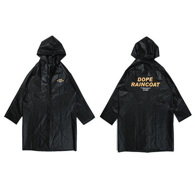 Dope Men's Raincoat
