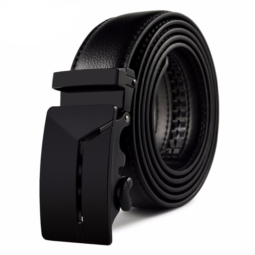 Bokuchiku Men's Leather Belt