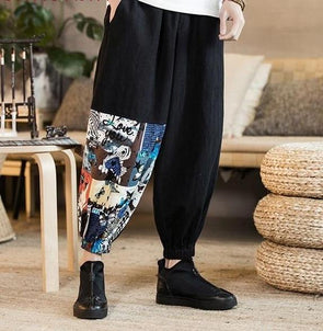 Ichi Men's Pants