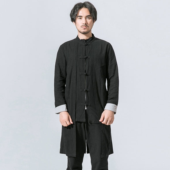 Chikara Traditional Linen Jacket