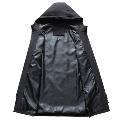 Kamaitachi's Waterproof Trench Coat