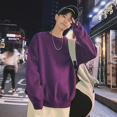 Ki Men's Oversized Sweatshirts