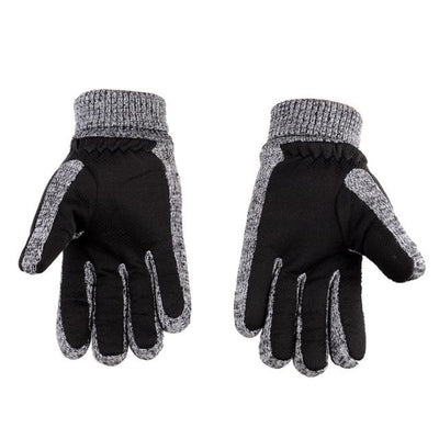 Zen Men's Cashmere Gloves
