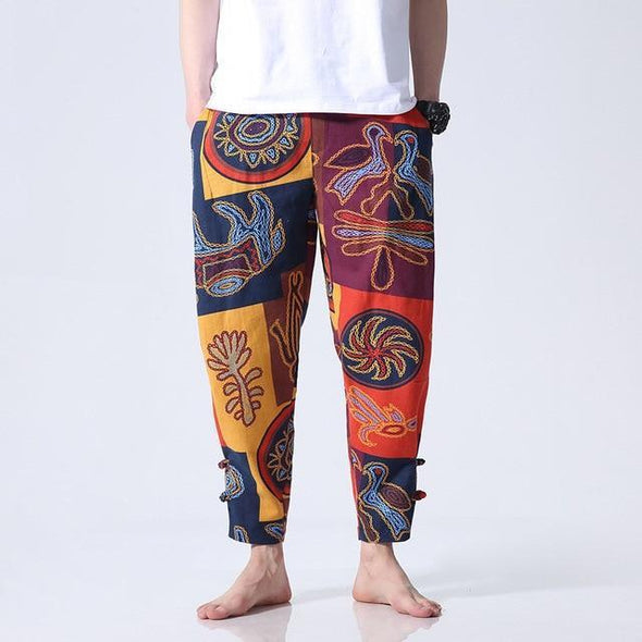 Tsuyosa Men's Pants