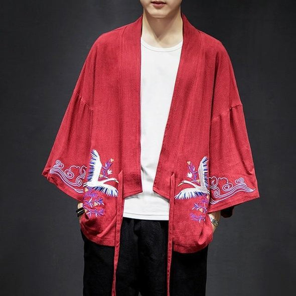 Kusa Men's Robe