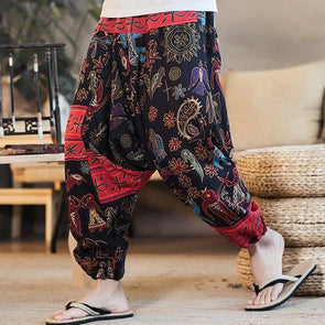 Kaunta Men's Harem Pants