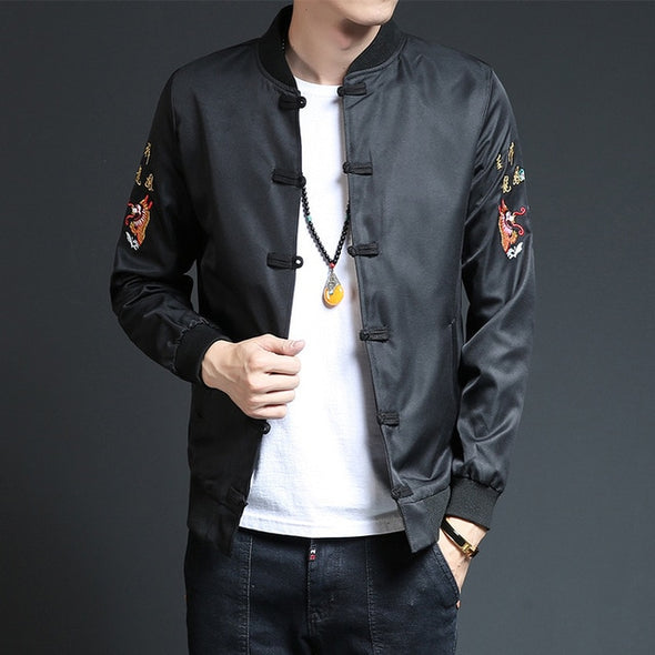 Kaji Men's Bomber Jacket