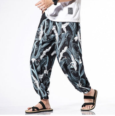 Inoru Men's Harem Pants