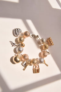 Louis Vuitton Charm Bracelet